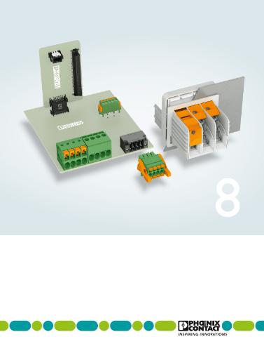 Vrstne sponke in konektorji za tiskana vezja